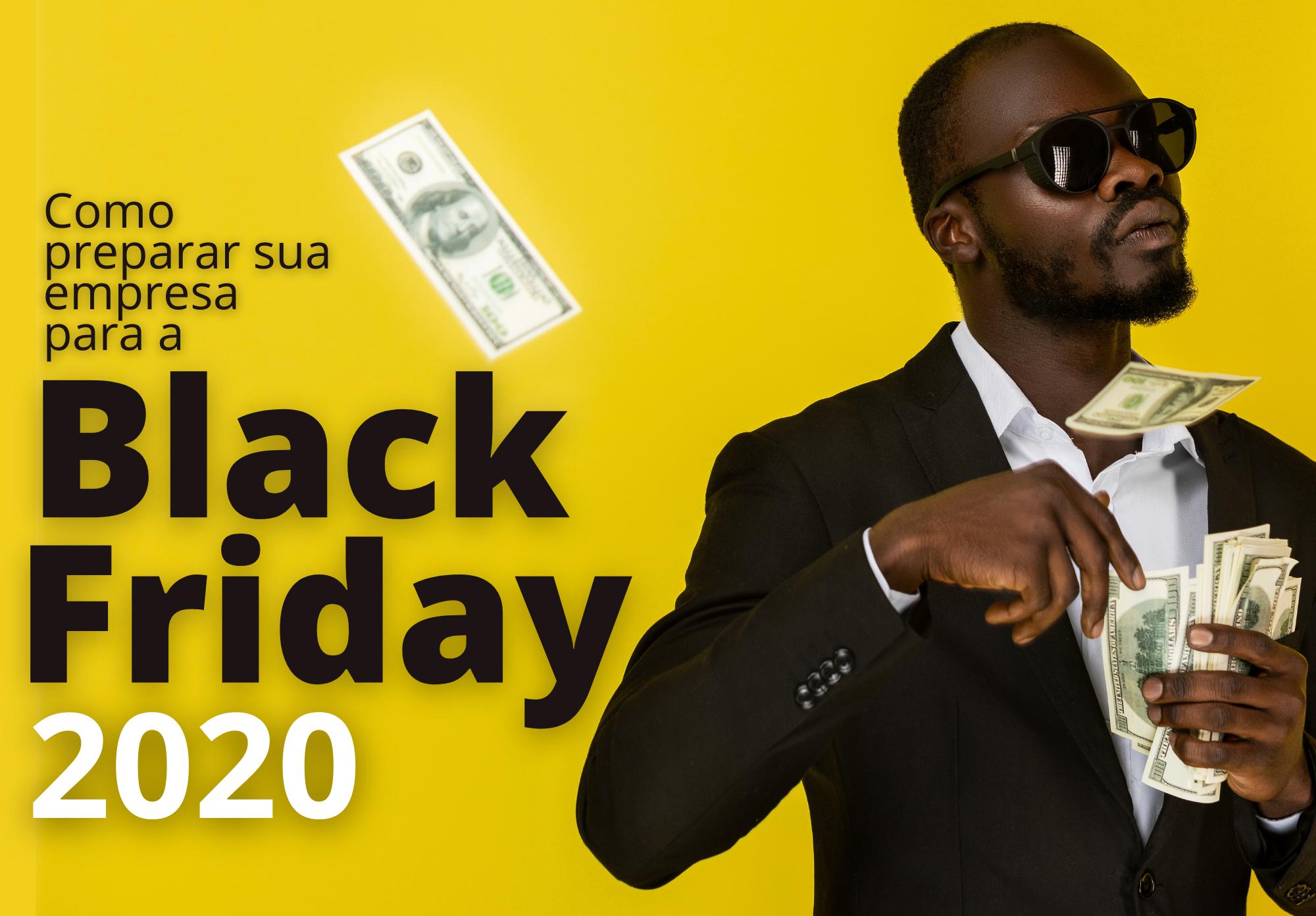 Black Friday 2020 Produção de Conteúdo