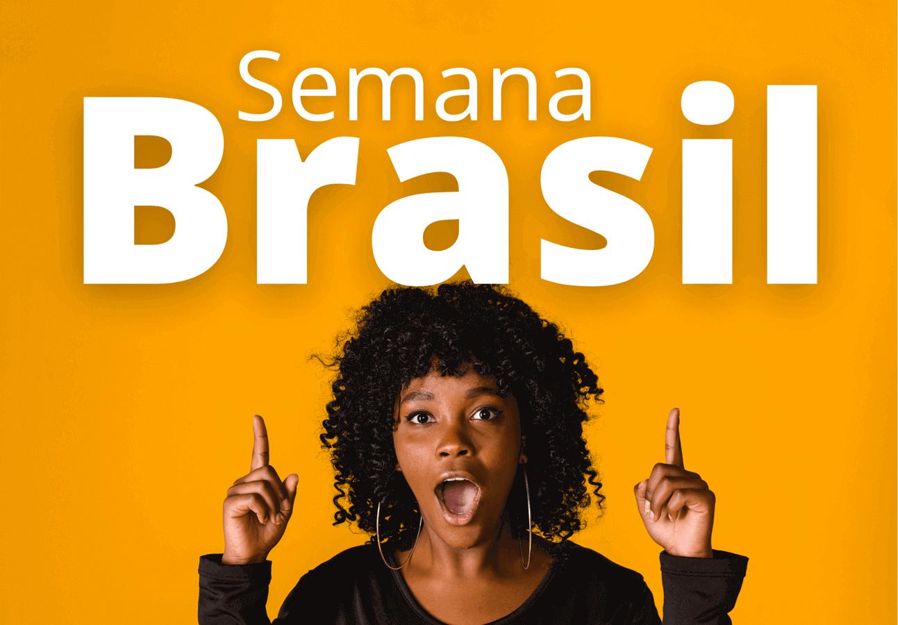 Semana Brasil: Entenda a ação nacional em favor da retomada da economia. Produção de Conteúdo